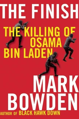 The Finish: The Killing of Osama Bin Laden Cover Image