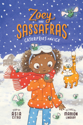 Caterflies and Ice (Zoey and Sassafras #4) Cover Image