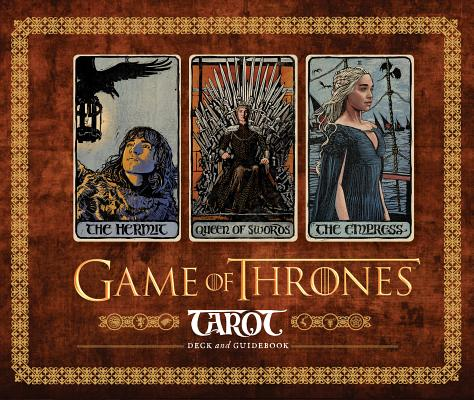 Game of Thrones Tarot Card Set (Game of Thrones Gifts, Card Game Gifts, Arcana Tarot Card Set) Cover Image