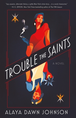 Trouble the Saints: A Novel Cover Image