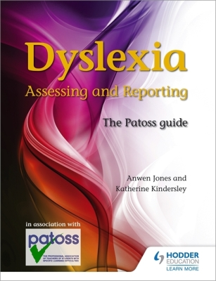 Dyslexia: Assessing and Reporting Cover Image