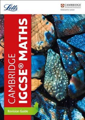 Letts Cambridge IGCSE® – Cambridge IGCSE® Maths Revision Guide Cover Image