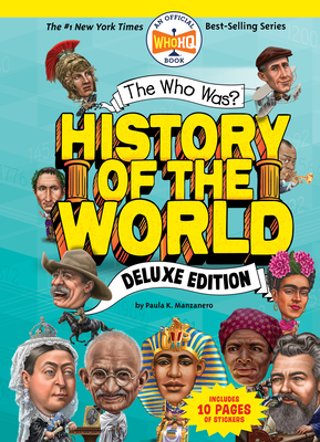 The Who Was? History of the World: Deluxe Edition Cover Image