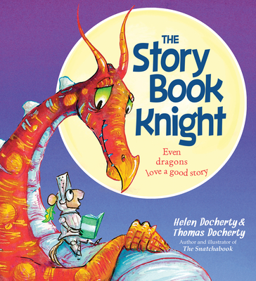 Cover for The Storybook Knight
