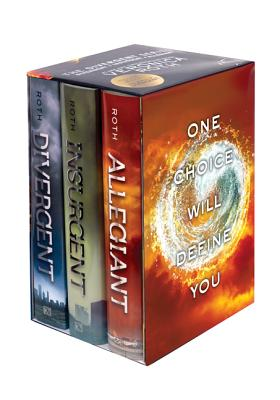 Divergent Series Complete Box Set Cover Image