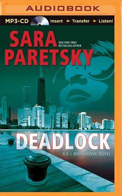 Deadlock (V. I. Warshawski #2) cover