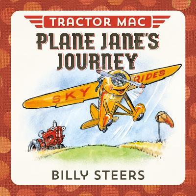 Cover for Tractor Mac Plane Jane's Journey
