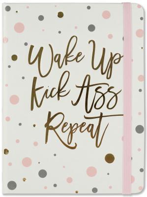 Jrnl Mid Wake-Up, Kick Ass, Repeat Cover Image