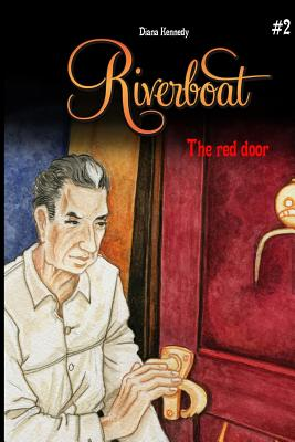 The red door (Riverboat #2) cover