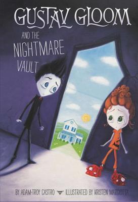 Gustav Gloom and the Nightmare Vault Cover