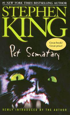 Pet Sematary Cover