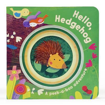 Hello, Hedgehog (Peek-A-Boo Books) Cover Image