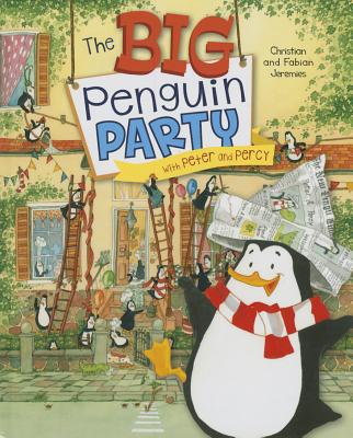 The Big Penguin Party Cover