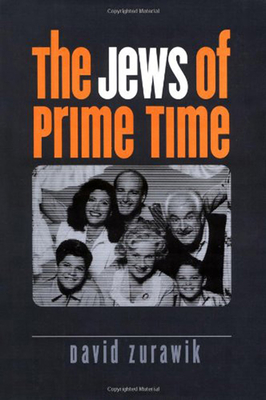 The Jews of Prime Time Cover