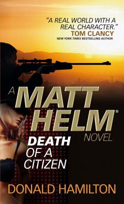 Matt Helm - Death of a Citizen Cover Image
