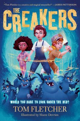 The Creakers Cover Image
