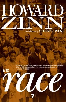Howard Zinn on Race Cover