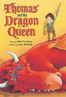 Thomas and the Dragon Queen Cover Image