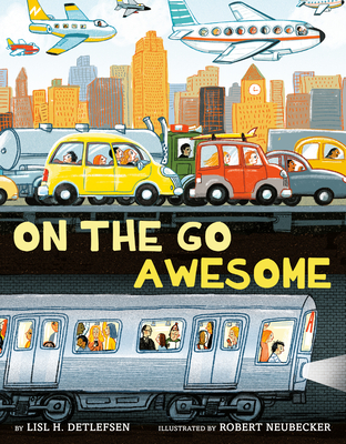 On the Go Awesome Cover Image