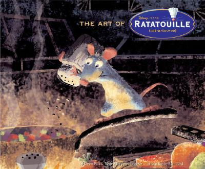 Art of Ratatouille Cover Image