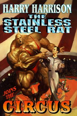 The Stainless Steel Rat Joins The Circus Cover