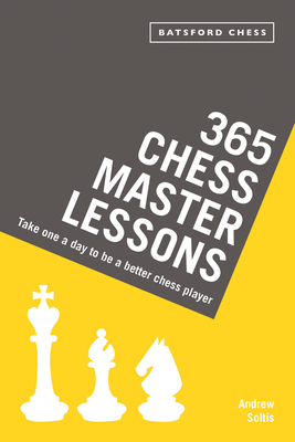 365 Chess Master Lessons: Take One a Day to Be a Better Chess Player Cover Image