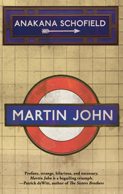 Martin John Cover Image