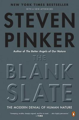 The Blank Slate: The Modern Denial of Human Nature Cover Image
