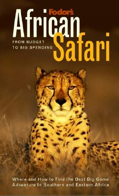 Fodor's African Safari, 1st Edition Cover