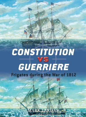 Constitution Vs Guerriere Cover