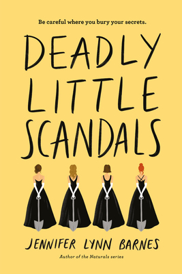 Deadly Little Scandals (Debutantes #2) Cover Image