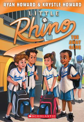 The Away Game (Little Rhino #5) Cover Image