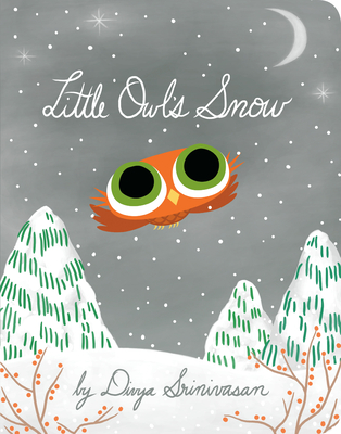 Little Owl's Snow Cover Image