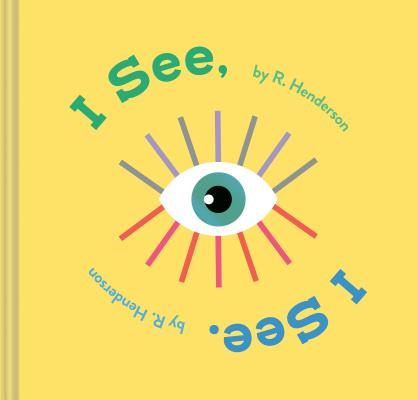 I See, I See. Cover Image
