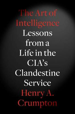 The Art of Intelligence Cover
