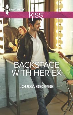 Backstage with Her Ex Cover