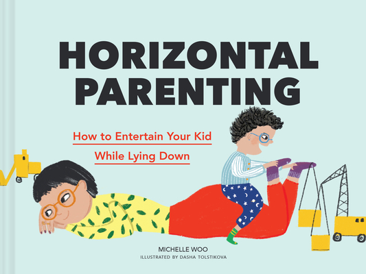 Cover for Horizontal Parenting