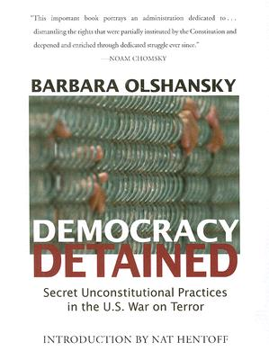 Democracy Detained Cover