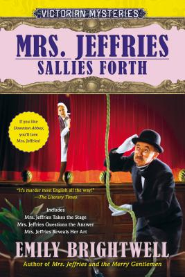 Mrs. Jeffries Sallies Forth (A Victorian Mystery) Cover Image