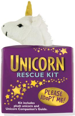 Unicorn Rescue Kit [With Unicorn Plush] Cover Image