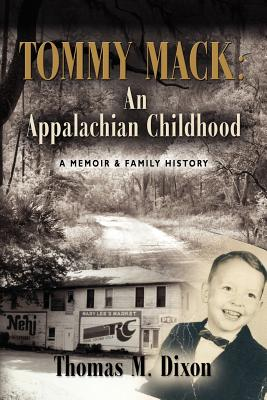 Tommy Mack: An Appalachian Childhood Cover Image