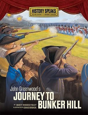 John Greenwood's Journey to Bunker Hill Cover