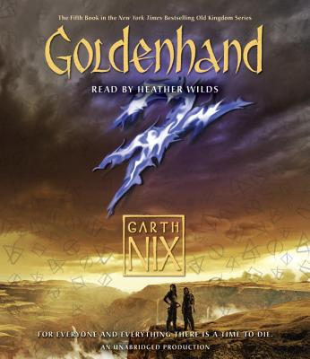 Goldenhand (Old Kingdom #5) Cover Image