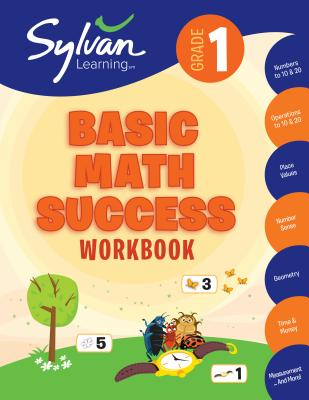 1st Grade Basic Math Success Cover