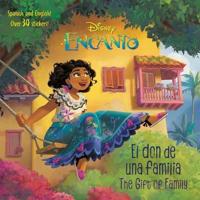 El don de una familia/The Gift of Family (Disney Encanto) (Pictureback(R)) Cover Image