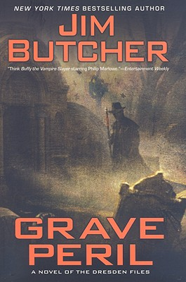 Grave Peril: A Novel of The Dresden Files Cover Image