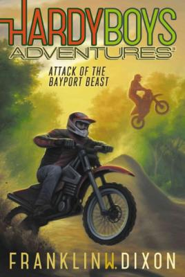 Attack of the Bayport Beast (Hardy Boys Adventures #14) Cover Image