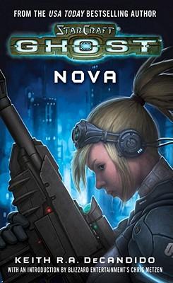 Starcraft Ghost: NovaBlizzard