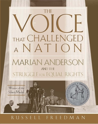 The Voice That Challenged a Nation: Marian Anderson and the Struggle for Equal Rights Cover Image