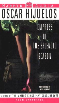 Empress of the Splendid Season Cover